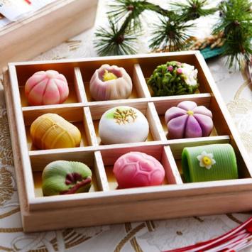 Nghệ thuật ẩm thực Nhật trong bánh ngọt wagashi